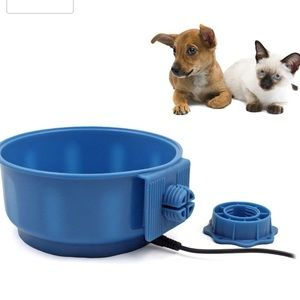Heated Pet Water Bowl!